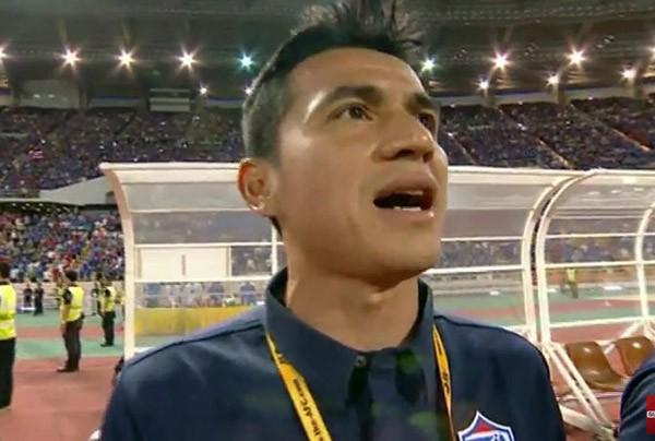 Thái Lan 1-0 Việt Nam: Siêu dự bị giải cứu Kiatisak - ảnh 22