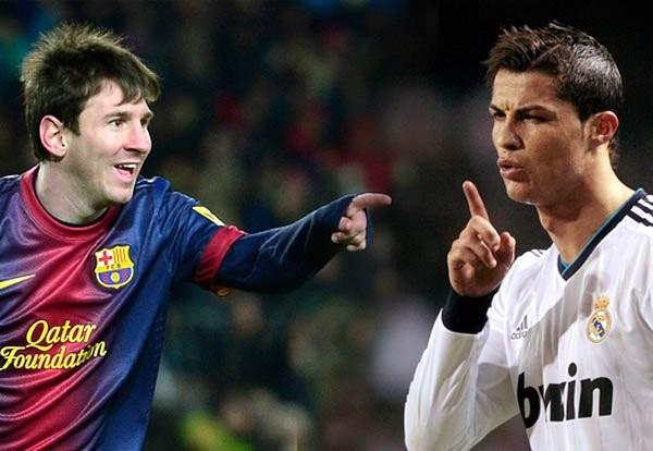 Messi, Ronaldo, La Liga, Real, Barca, xuất sắc