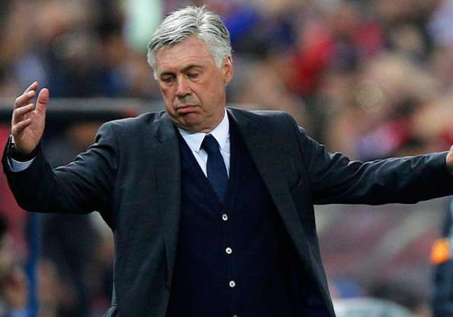 HLV Ancelotti nhận 4 triệu euro sau khi mất việc ở Real