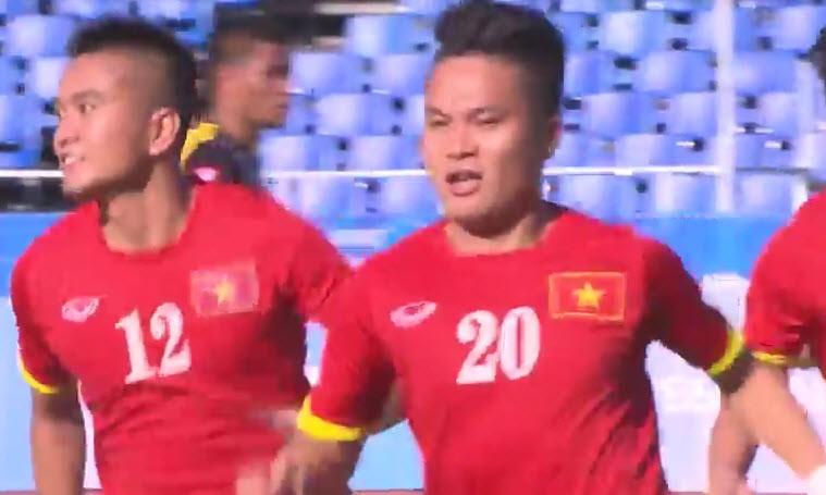 U23 Việt Nam 6-0 U23 Brunei: Hiệp 1 mờ nhạt, hiệp 2 bùng nổ - ảnh 18