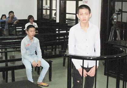 Cướp giật chưa được vẫn bị tù - ảnh 1