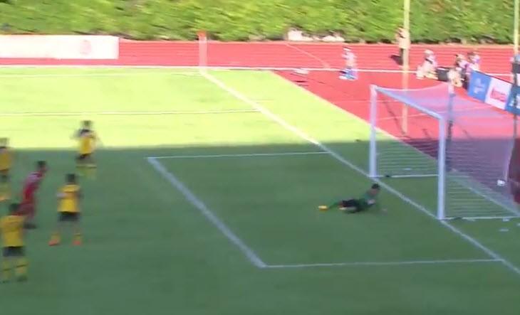 U23 Việt Nam 6-0 U23 Brunei: Hiệp 1 mờ nhạt, hiệp 2 bùng nổ - ảnh 5