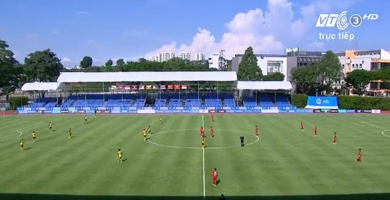 U23 Việt Nam 6-0 U23 Brunei: Hiệp 1 mờ nhạt, hiệp 2 bùng nổ - ảnh 29