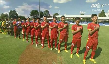 U23 Việt Nam 6-0 U23 Brunei: Hiệp 1 mờ nhạt, hiệp 2 bùng nổ - ảnh 30