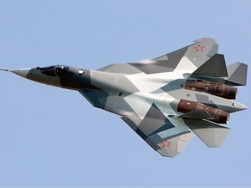 Nga tự tin tiêm kích T-50 sẽ vượt trội hơn F-22, F35 của Mỹ - ảnh 1