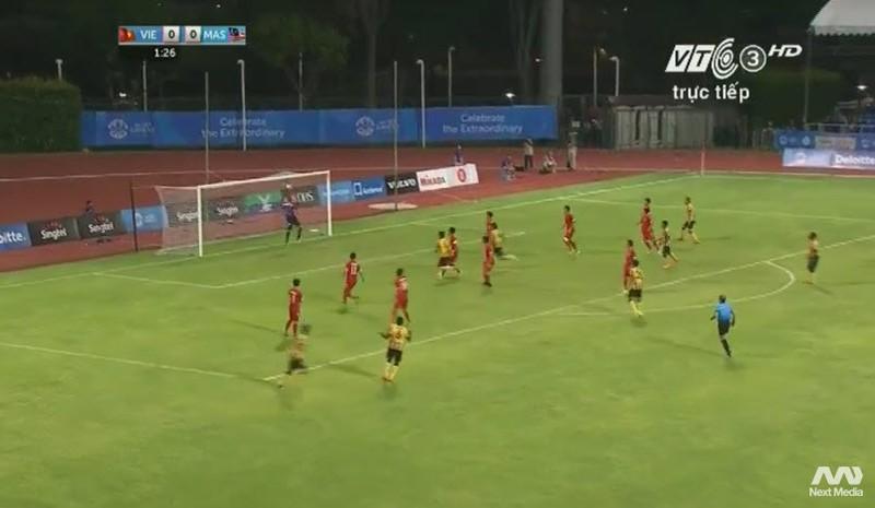 Công Phượng tỏa sáng, U23 Việt Nam đè bẹp U23 Malaysia - ảnh 29