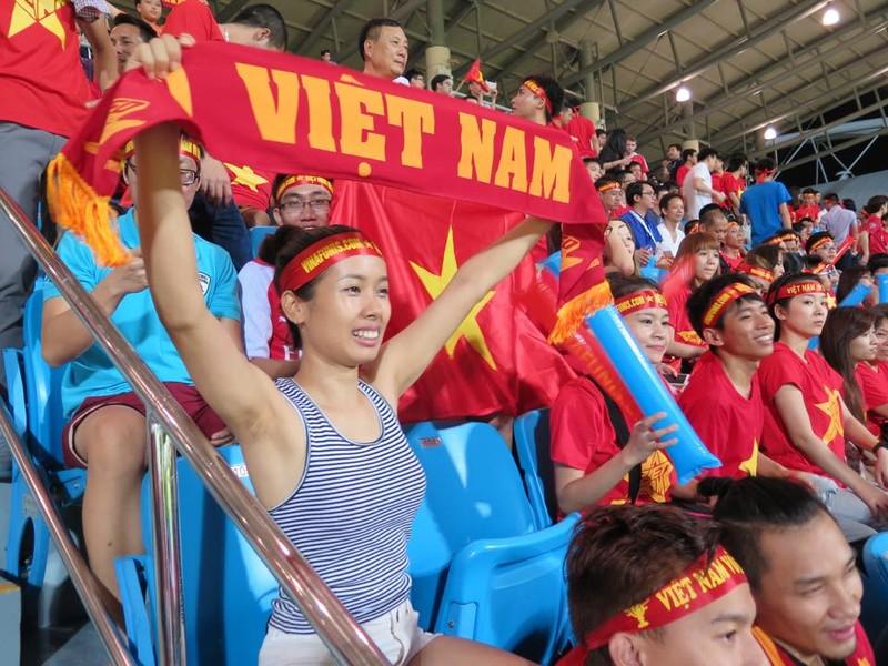 Rộn ràng Bishan trước trận 'tử chiến' U23 Việt Nam - U23 Malaysia - ảnh 8