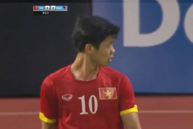 Công Phượng tỏa sáng, U23 Việt Nam đè bẹp U23 Malaysia - ảnh 27