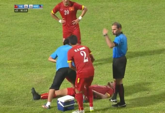 Công Phượng tỏa sáng, U23 Việt Nam đè bẹp U23 Malaysia - ảnh 5