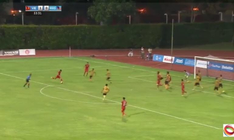 Công Phượng tỏa sáng, U23 Việt Nam đè bẹp U23 Malaysia - ảnh 19