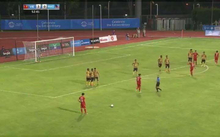 Công Phượng tỏa sáng, U23 Việt Nam đè bẹp U23 Malaysia - ảnh 12