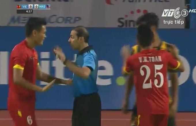 Công Phượng tỏa sáng, U23 Việt Nam đè bẹp U23 Malaysia - ảnh 28