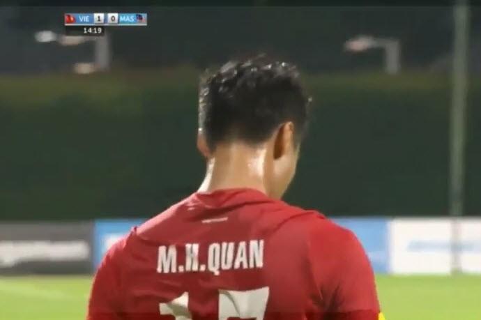 Công Phượng tỏa sáng, U23 Việt Nam đè bẹp U23 Malaysia - ảnh 24