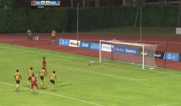 Công Phượng tỏa sáng, U23 Việt Nam đè bẹp U23 Malaysia - ảnh 1