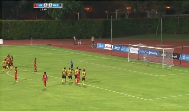 Công Phượng tỏa sáng, U23 Việt Nam đè bẹp U23 Malaysia - ảnh 22