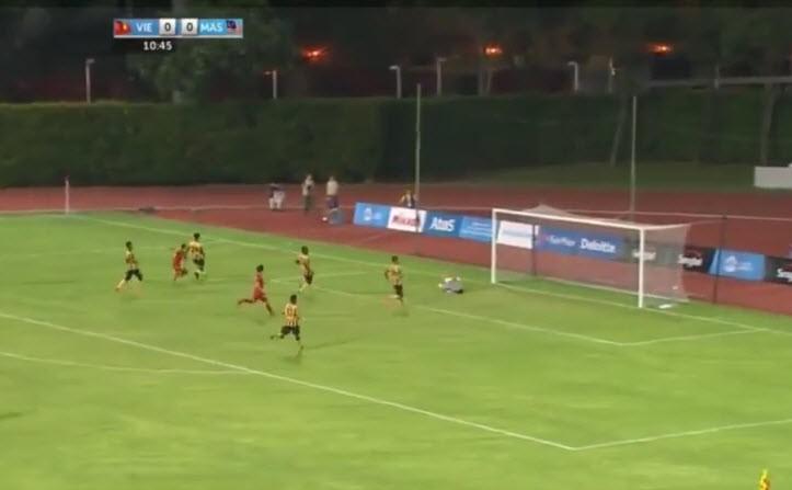Công Phượng tỏa sáng, U23 Việt Nam đè bẹp U23 Malaysia - ảnh 25