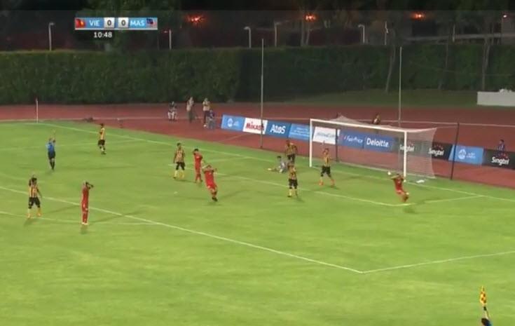 Công Phượng tỏa sáng, U23 Việt Nam đè bẹp U23 Malaysia - ảnh 26