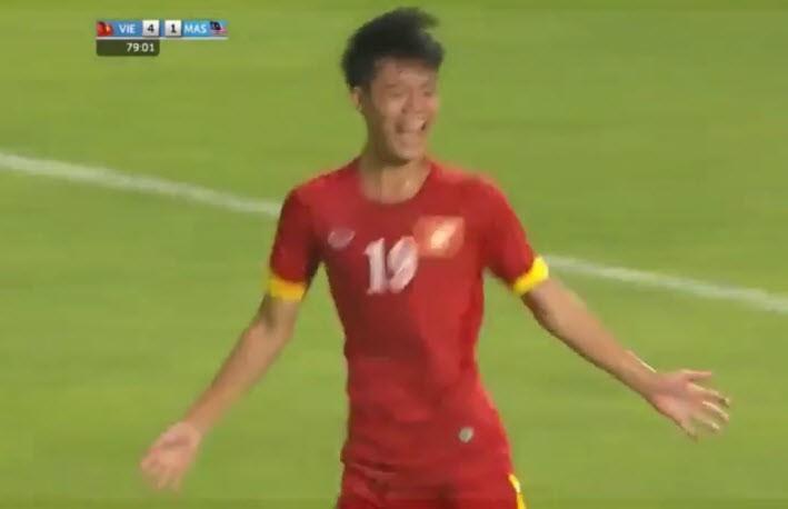 Công Phượng tỏa sáng, U23 Việt Nam đè bẹp U23 Malaysia - ảnh 7
