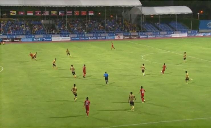 Công Phượng tỏa sáng, U23 Việt Nam đè bẹp U23 Malaysia - ảnh 8