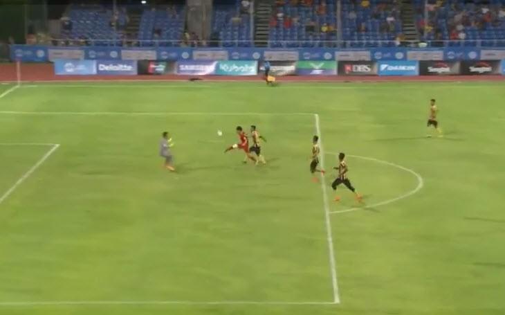 Công Phượng tỏa sáng, U23 Việt Nam đè bẹp U23 Malaysia - ảnh 4