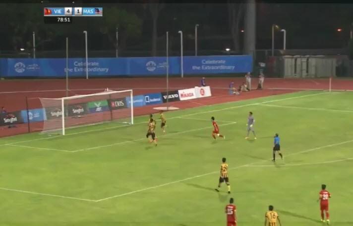 Công Phượng tỏa sáng, U23 Việt Nam đè bẹp U23 Malaysia - ảnh 10