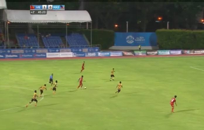 Công Phượng tỏa sáng, U23 Việt Nam đè bẹp U23 Malaysia - ảnh 16