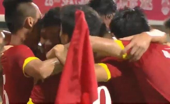 Công Phượng tỏa sáng, U23 Việt Nam đè bẹp U23 Malaysia - ảnh 15