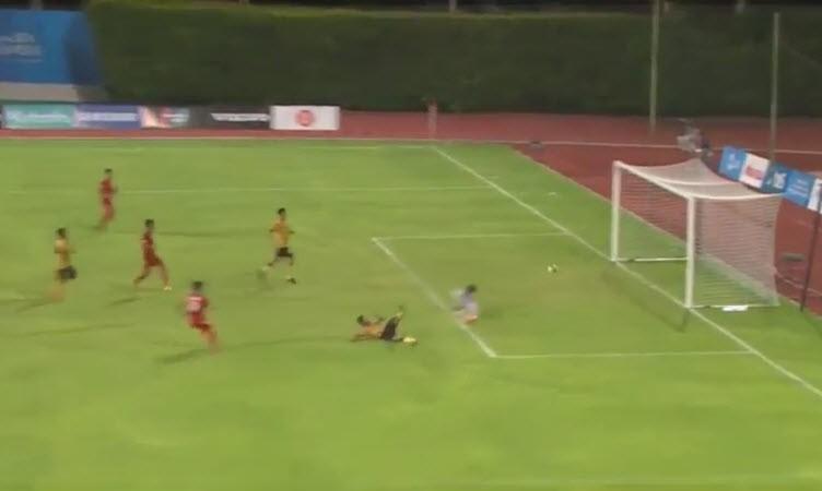 Công Phượng tỏa sáng, U23 Việt Nam đè bẹp U23 Malaysia - ảnh 2