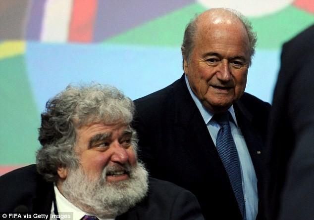 Nóng: FIFA ăn đút lót trắng trợn ở W.C 1998 và 2010 - ảnh 1