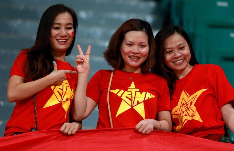Vất vả vượt qua U23 Lào, U23 Việt Nam đòi lại ngôi đầu bảng - ảnh 15
