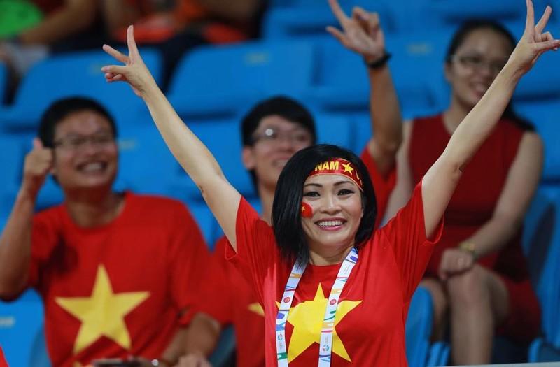 Vất vả vượt qua U23 Lào, U23 Việt Nam đòi lại ngôi đầu bảng - ảnh 14