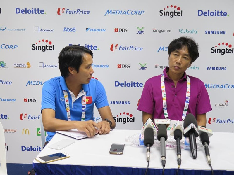 HLV Miura muốn gặp Singapore ở bán kết - ảnh 1
