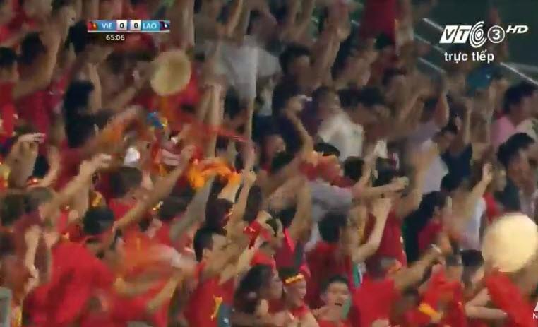 Vất vả vượt qua U23 Lào, U23 Việt Nam đòi lại ngôi đầu bảng - ảnh 7