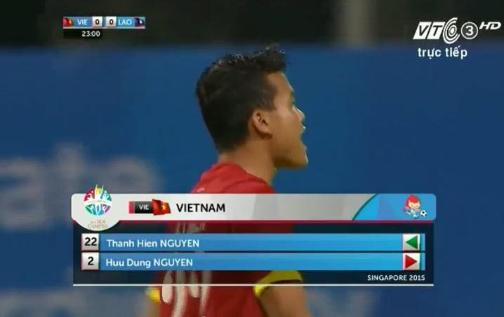 Vất vả vượt qua U23 Lào, U23 Việt Nam đòi lại ngôi đầu bảng - ảnh 13