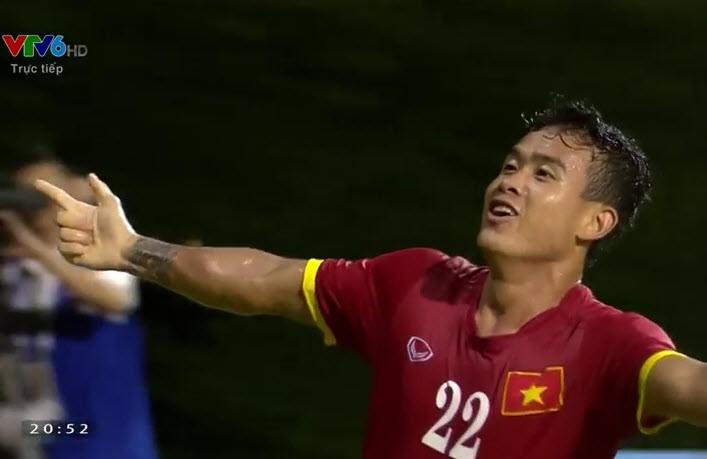Vất vả vượt qua U23 Lào, U23 Việt Nam đòi lại ngôi đầu bảng - ảnh 2