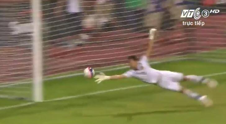 Vất vả vượt qua U23 Lào, U23 Việt Nam đòi lại ngôi đầu bảng - ảnh 1