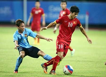 U-23 Việt Nam – U-23 Lào (1-0): Đá chơi, ăn thật - ảnh 1