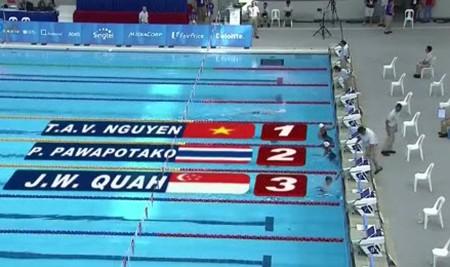 Mới thi vòng loại, Ánh Viên đã phá kỷ lục SEA Games - ảnh 2