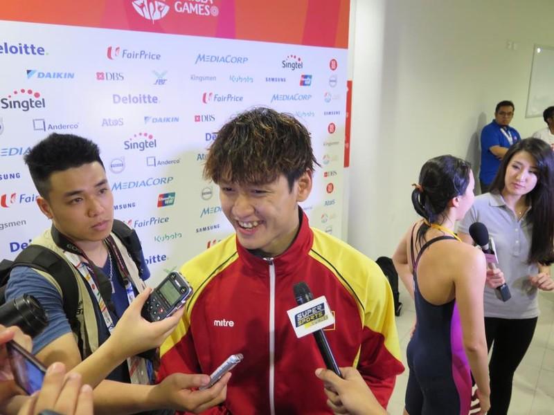 Nóng: Quý Phước, Ánh Viên liên tiếp giành vàng, phá 3 kỷ lục SEA Games - ảnh 1