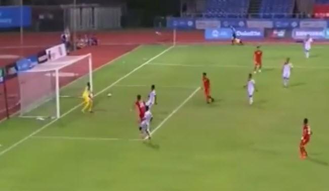 Quế Ngọc Hải 'lên đồng', U23 Việt Nam đè bẹp U23 Đông Timor - ảnh 1
