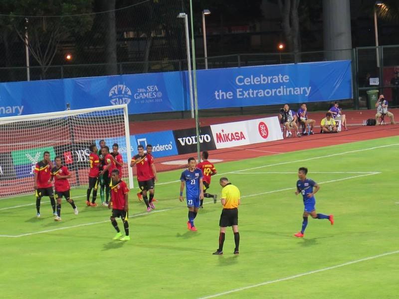 U-23 Việt Nam – U-23 Đông Timor: Làm quen cuộc sống không Công Phượng - ảnh 2