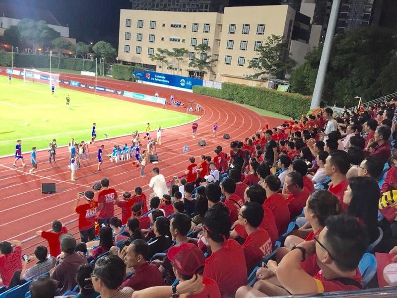 Quế Ngọc Hải 'lên đồng', U23 Việt Nam đè bẹp U23 Đông Timor - ảnh 20