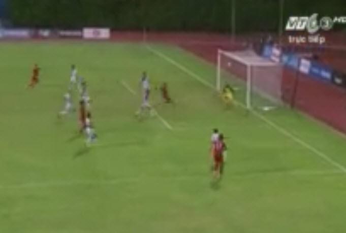 Quế Ngọc Hải 'lên đồng', U23 Việt Nam đè bẹp U23 Đông Timor - ảnh 5