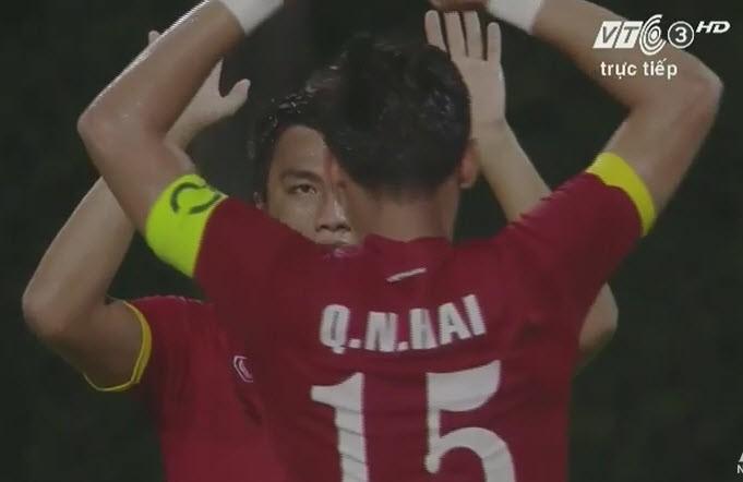 Quế Ngọc Hải 'lên đồng', U23 Việt Nam đè bẹp U23 Đông Timor - ảnh 7