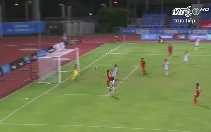 Quế Ngọc Hải 'lên đồng', U23 Việt Nam đè bẹp U23 Đông Timor - ảnh 14