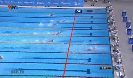 Ánh Viên làm dậy sóng đường bơi, lần thứ 7 phá kỷ lục SEA Games - ảnh 1