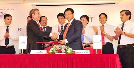 VietinBank và VNR ký kết biên bản ghi nhớ - ảnh 1