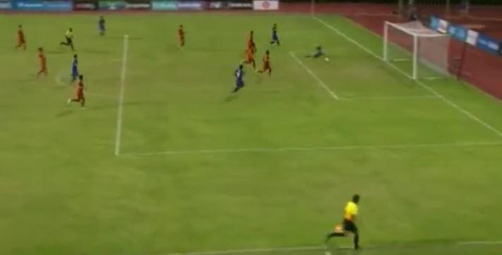 Thua U23 Thái Lan, U23 Việt Nam gặp U23 Myanmar ở bán kết - ảnh 13