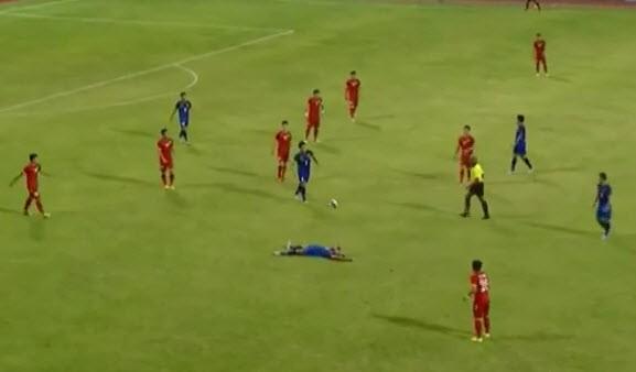 Thua U23 Thái Lan, U23 Việt Nam gặp U23 Myanmar ở bán kết - ảnh 16