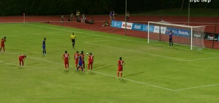 Thua U23 Thái Lan, U23 Việt Nam gặp U23 Myanmar ở bán kết - ảnh 10